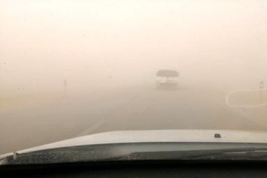 مدیرکل راهداری: رانندگان با احتیاط در مسیر رودبار - ایرانشهر تردد کنند