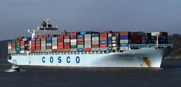 Cosco Shipping launches alliance with three Hong Kong terminal operators