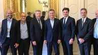 President of Argentina and IRU discuss trade facilitation and competitiveness