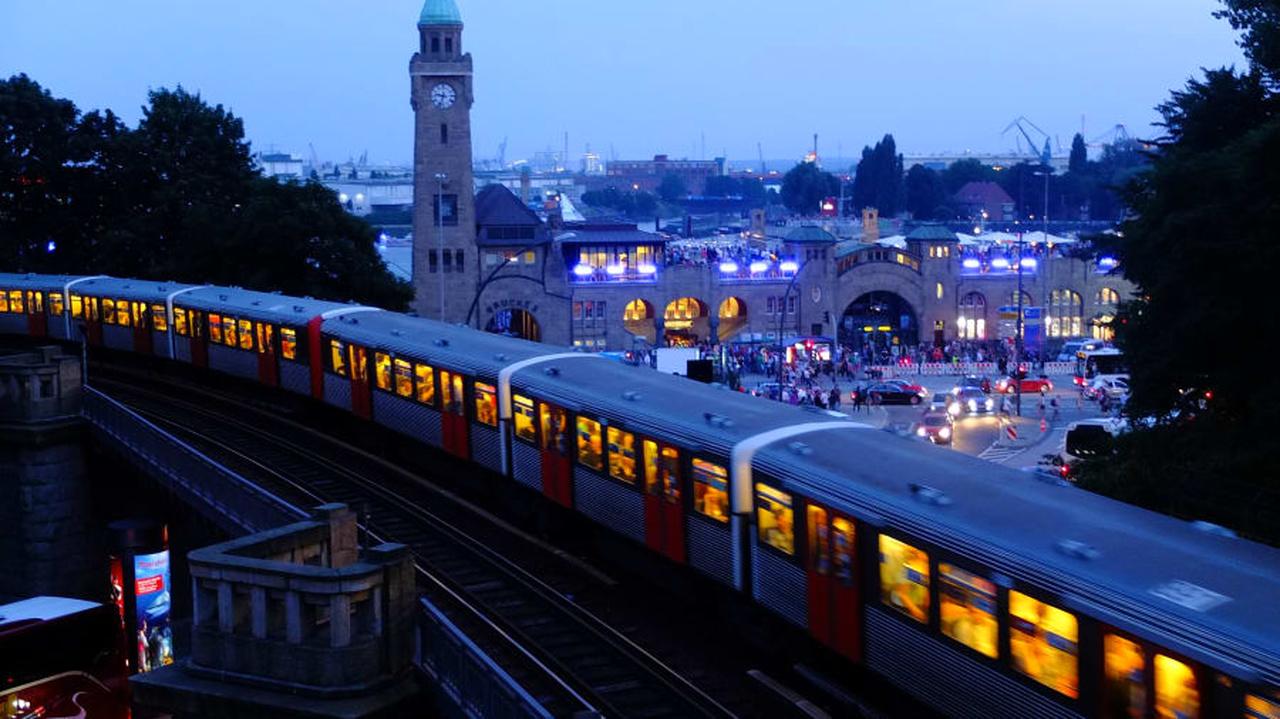 مترو هامبورگ