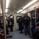 کتابخوانی 50 هزار مسافر مترو در یک ماه