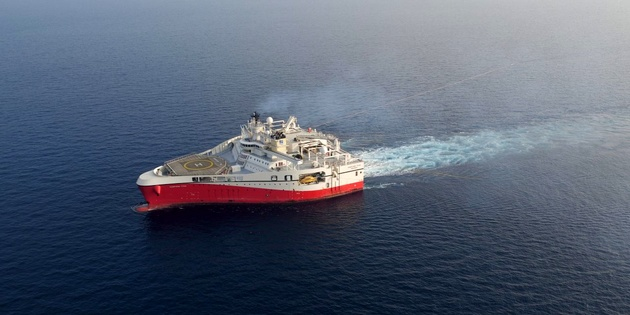 More seismic ships are searching the oceans to find new oil fields