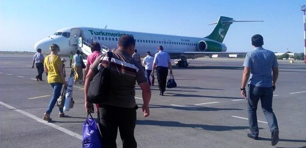 ممنوعیت پرواز هواپیماهای ایرلاین ترکمنستان به اتحادیه اروپا