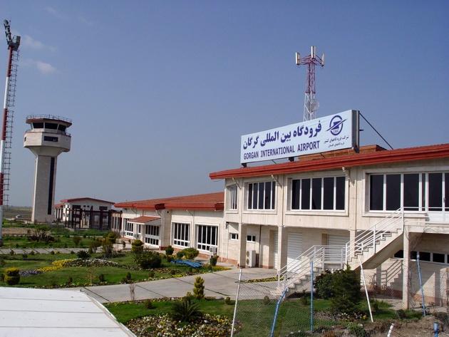 فرودگاه گرگان سومین فرودگاه در اعزام حجاج است