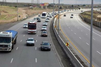 حمل ونقل ۱۳.۵ میلیون تن کالا بوسیله ناوگان جاده ای استان کرمان