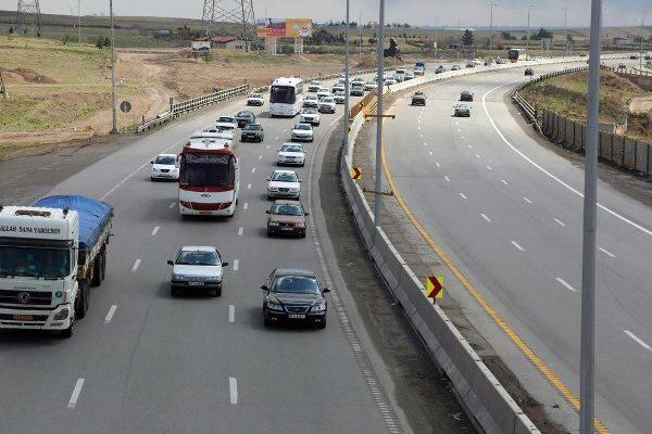 جادههای زنجان روزهای آرامی را پشت سر میگذارد
