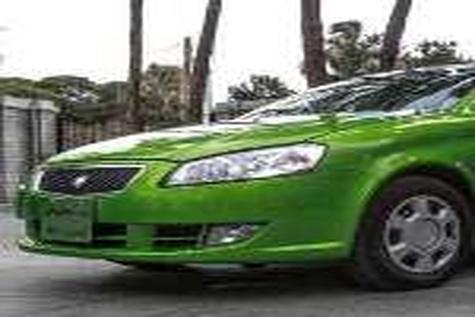 گزارش تصویری / رونمایی از خودرو برقی - بنزینی