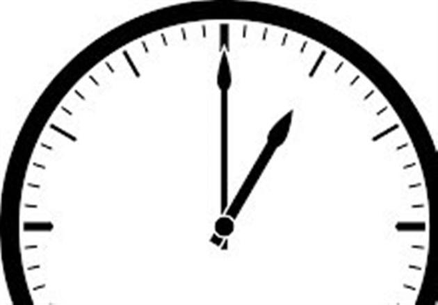 امشب ساعت رسمی کشور تغییر میکند