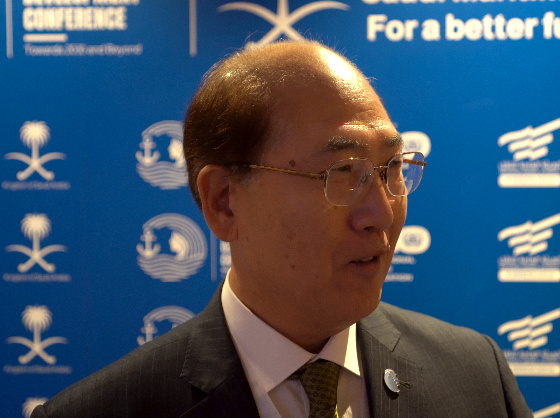 Interview: IMO Secretary-General Speaks on Sustainable Shipping
