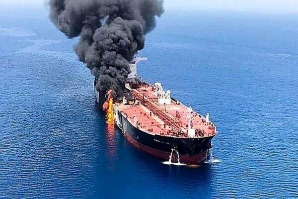 انگلیس، رومانی و لیبریا: ایران پشت حادثه دریای عمان است