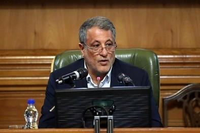 رئیس شورای شهر تهران دچار سانحه شد