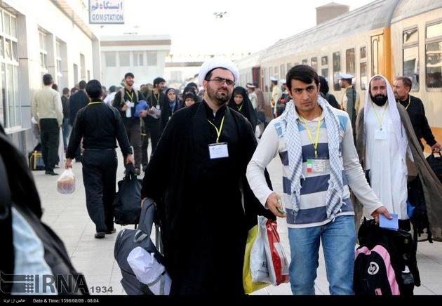 افزایش تقاضای سفر با قطار به مشهد