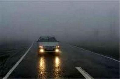 جاده های خراسان رضوی لغزنده است