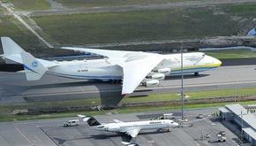 بزرگترین هواپیمای ۶ موتوره جهان که فقط یک فروند از آن ساخته شد