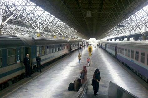 آخرین وضعیت توسعه ایستگاه راهآهن تهران در قبال قطارهای حومهای، سریعالسیر و مترو تهران