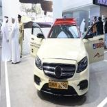 رونمایی از تاکسیهای بدون راننده در نمایشگاه جیتکس2018  دبی