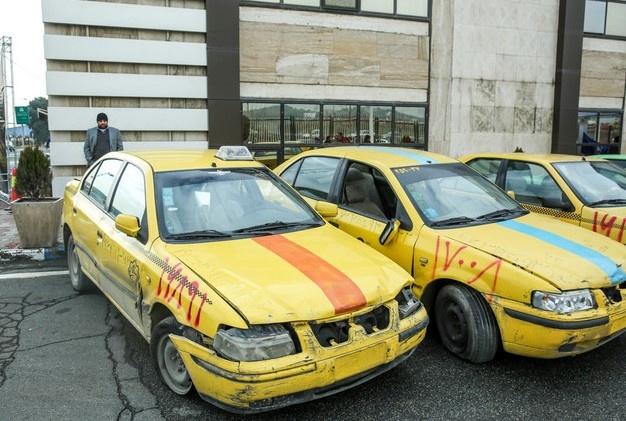 مشکلات نوسازی تاکسیهای فرسوده با ممنوعیت واردات خودرو