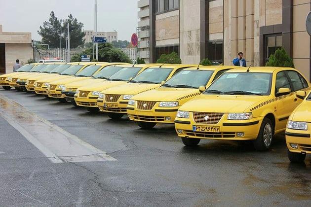 کرایه تاکسی ۲۵ درصد افزایش یافت