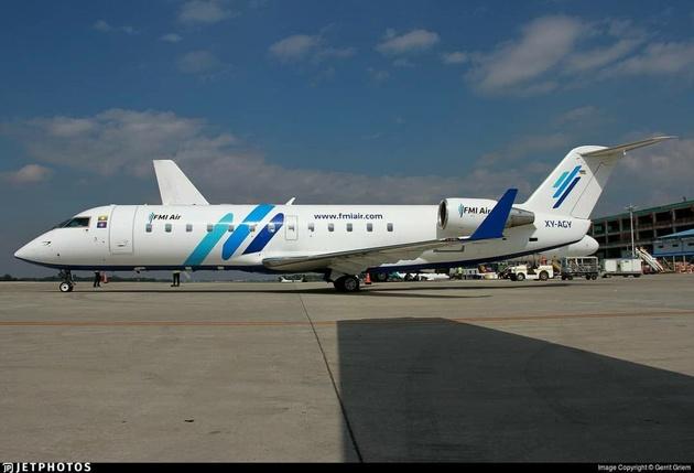 ورود سه فروند بمباردیر CRJ-200 به ناوگان پارس ایر
