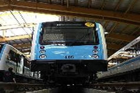 خبرهای خوش برای قطار شهری «نصفجهان»