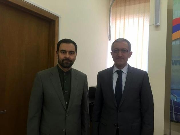 همکاری جادهای ایران و ارمنستان مثبت ارزیابی شد