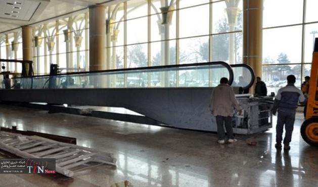 فرودگاه مشهد برای نوروز ۹۵ آماده میشود