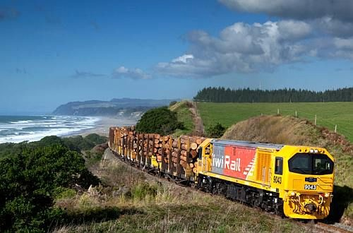New Zealand commits $NZ 800m to two rail projects