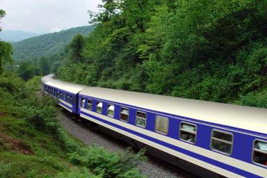 سفرهای رویایی با قطارهای رجا