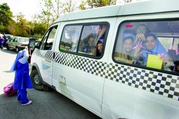 تصویب نرخ کرایههای سرویس مدارس در کمیسیون عمران شورا