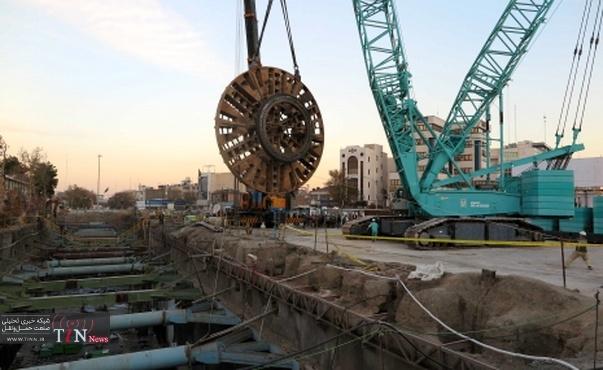فاز اول خط ۲ متروی مشهد ۲۲ بهمن سال جاری به بهرهبرداری میرسد