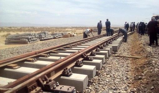 پیشرفت مناسب پروژه راهآهن خرمآباد ـ دورود
