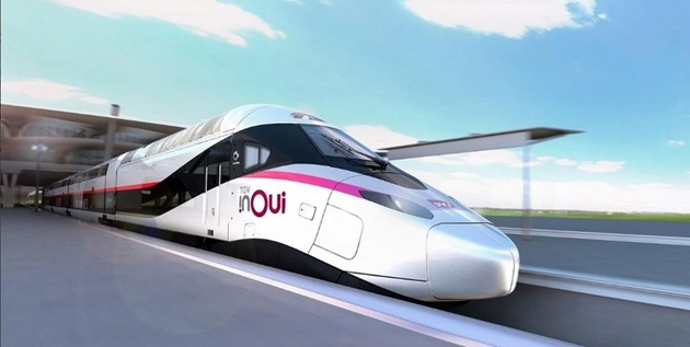 طراحی قطارهای پرسرعت برای بازیهای ۲۰۲۴ پاریس