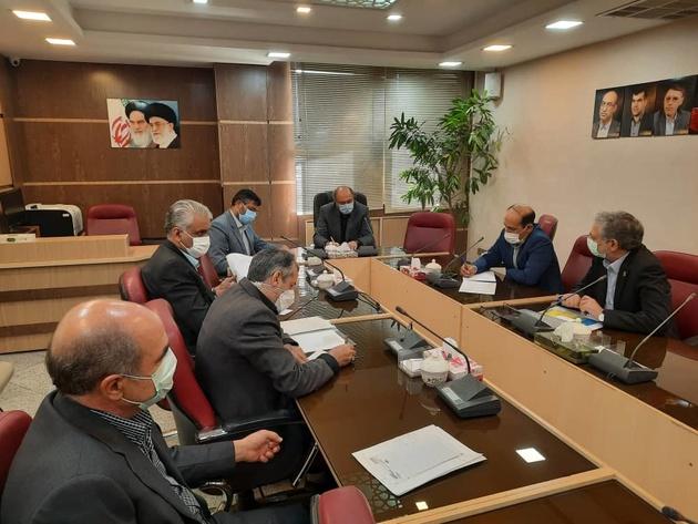 تشکیل جلسه کمیته فرعی حمل ونقل سوخت استان قزوین
