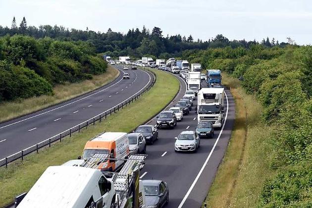 Highways England unveils £15bn road improvement programme
