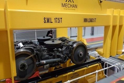 Mechan jacks up its InnoTrans presence
