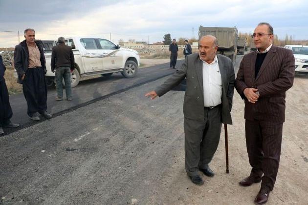 بهسازی و روکش آسفالت ۱۰۴ کیلومتر راه اصلی و روستایی استان آذربایجانغربی