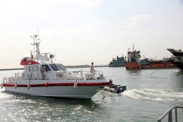 اضافه شدن ۴ فروند شناور به ناوگان دریابانی بوشهر