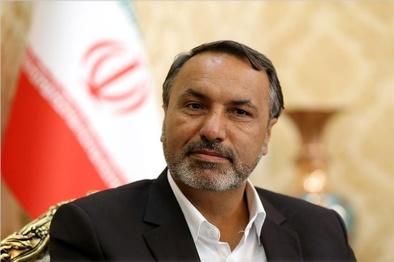 بازدید رئیس کمیسیون عمران مجلس از فرودگاه جهرم