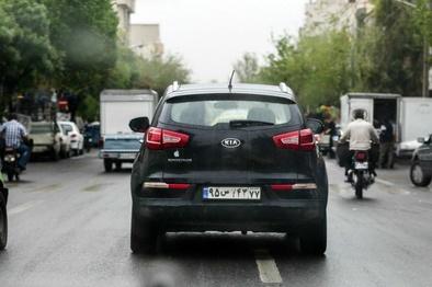 فروش پلاکهای رُند به خودروهای لوکس توسط زیرمجموعه ناجا