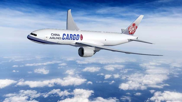 China Airlines Orders Six Boeing 777 Freighters