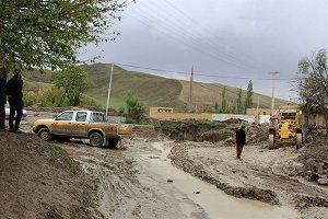 بازگشایی 620 راه روستایی در استان لرستان