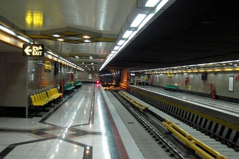 Northern extension of Tehran metro Line ۳ opens