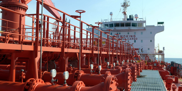2018 extremely negative for crude oil tanker market