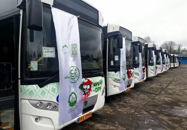 ورود ۵۲ دستگاه اتوبوس شهری قم  منتظر تصویب در شورای اقتصاد