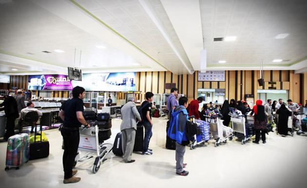 جابهجایی بیش از 50 هزار مسافر در نوروز 98 از فرودگاه قشم