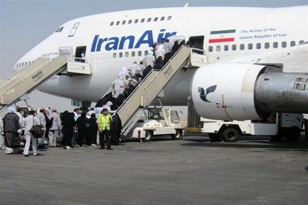 دلیل تاخیرهای 10 ساعته بازگشت حجاج از زبان قائم مقام ایران ایر