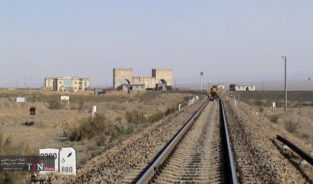 پیشرفت یک درصدی راهآهن تهران - همدان در ۱۰۰ روز