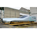 ALFA-X nose is 22 m long