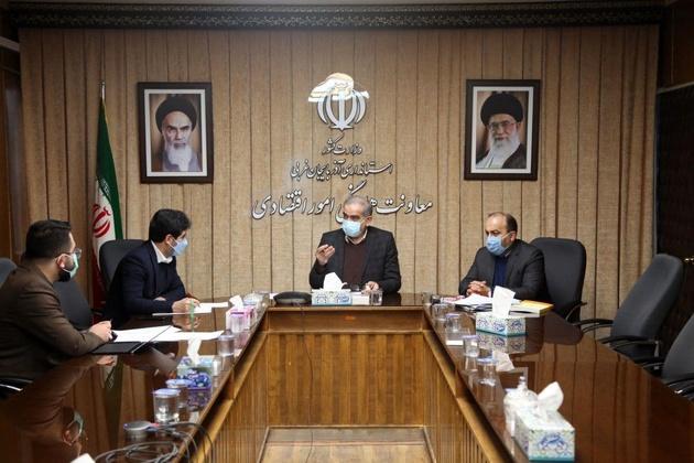 برگزاری کمیته سه جانبه توسعه شهرستان تکاب