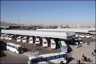 مشکلات ادامهدار ثبت ساعت اتوبوسها در ترمینال مسافربری مشهد